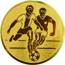 Футбол А1 G жетон Ø50мм