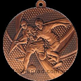 Медаль MMC15-050 Ø50ММ (бронза)