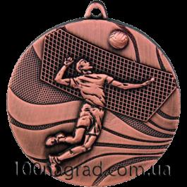 Медаль MMC2250  Ø 50мм