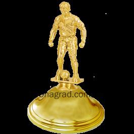 крышка для кубка с статуэткой