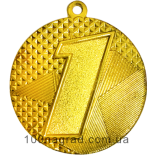 Медаль MMC2140 Ø 40ММ