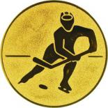Хоккей А106 G жетон Ø25мм