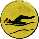 Плавание А9 G жетон Ø50мм