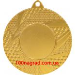 Медаль MMC6250 Ø50 мм