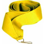 Лента желтая 15мм для медалей и бейджей