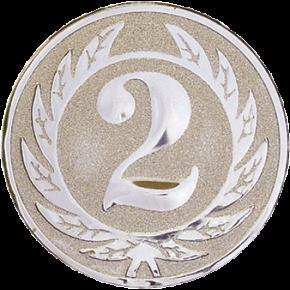 """Жетон 25мм """"2"""" В2"""