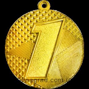 МЕДАЛЬ MMC2140 Ø 40ММ золото