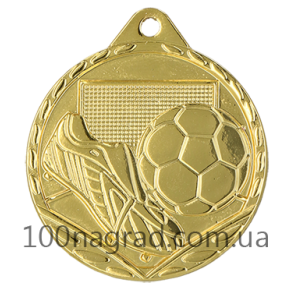 Медаль MMC3032\G футбол Ø32мм