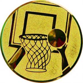 Баскетбол А8 G  жетон Ø50мм