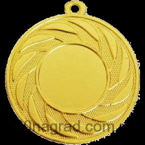 Медаль D39/G  Ø 50мм