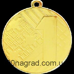 Медаль  D92  Ø 50мм 1место
