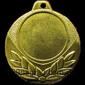 Медаль L010/B Ø40мм золото