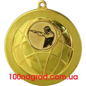 Медаль MD1070  диаметр 70 мм