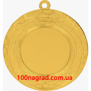 Медаль MMC1045 диаметр 45мм