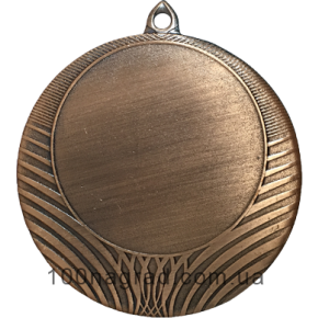 МедальMMC2070/B Ø 70мм бронза