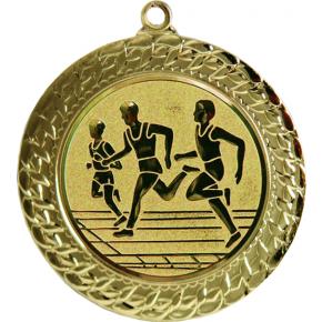 Медаль MMC2072  диаметр 70 мм