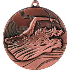 Медаль MMC2750  Ø 50мм Тематическая плавание