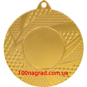 Медаль MMC6250 диаметр 50 мм