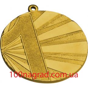Медаль MMC7071  диаметр 70 мм