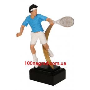 Статуэтка RF 2106 Большой теннис H-20,5 см