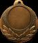 Медаль L010/B Ø40мм бронза