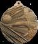 Медаль футбол D001\B  Ø50мм