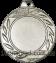 Медаль L022 Ø 40ММ серебро
