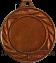 Медаль L022 Ø 40ММ бронза