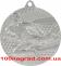 Медаль MMC6650 карате Ø50 мм