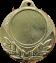 Медаль L010/B Ø40мм серебро